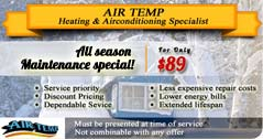 Air Conditioning Services Nj Hvac Installations Nj Ac